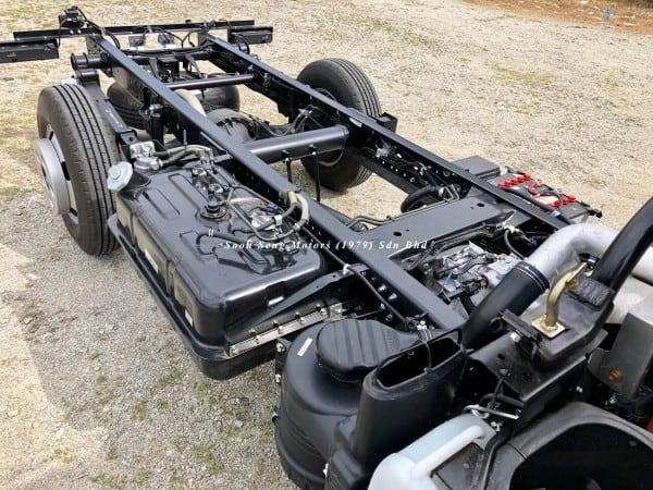 Fuso FE71PE chassis soon seng