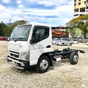 Fuso FE71PE chassis white