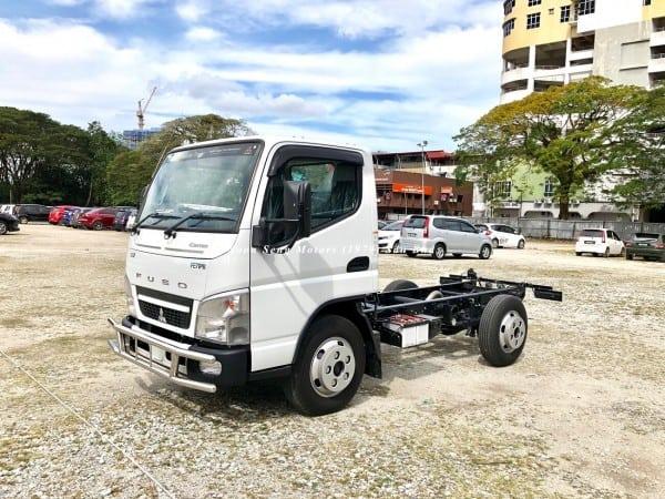 Fuso FE71PE chassis white