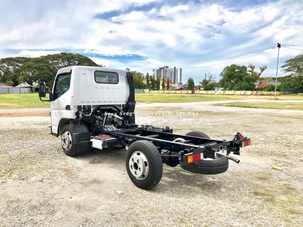 Fuso FE71PE chassis 2019