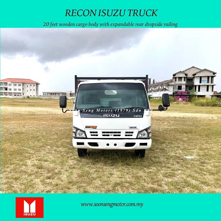 recon isuzu npr70p facelift